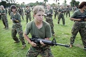 Combat Women