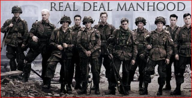 Real Deal Manhood