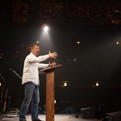 Jeff Vanderstelt at Verge 13 Conference