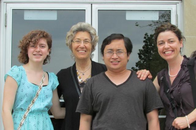 Jacque, Karen, Eugene, Mendy