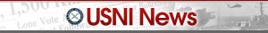 USNI News Banner