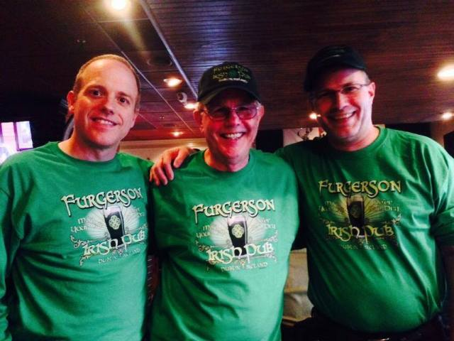 St. Pat's Day at Dogfish Head Alehouse