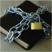 Bible in Chains