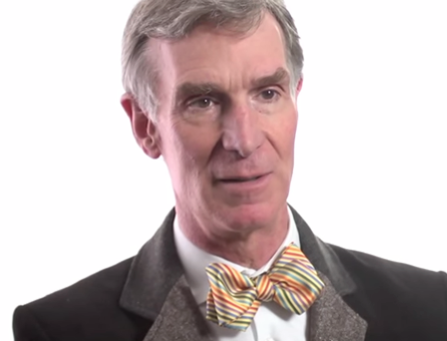 "Bill Nye ""The Science(?) Guy"""