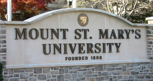 Mount Saint Mary's University