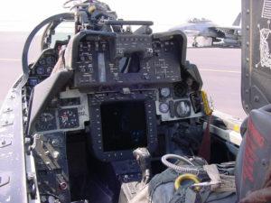 F-14 Rio-Cockpit