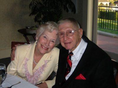 Dr. Bob and Lea Tate